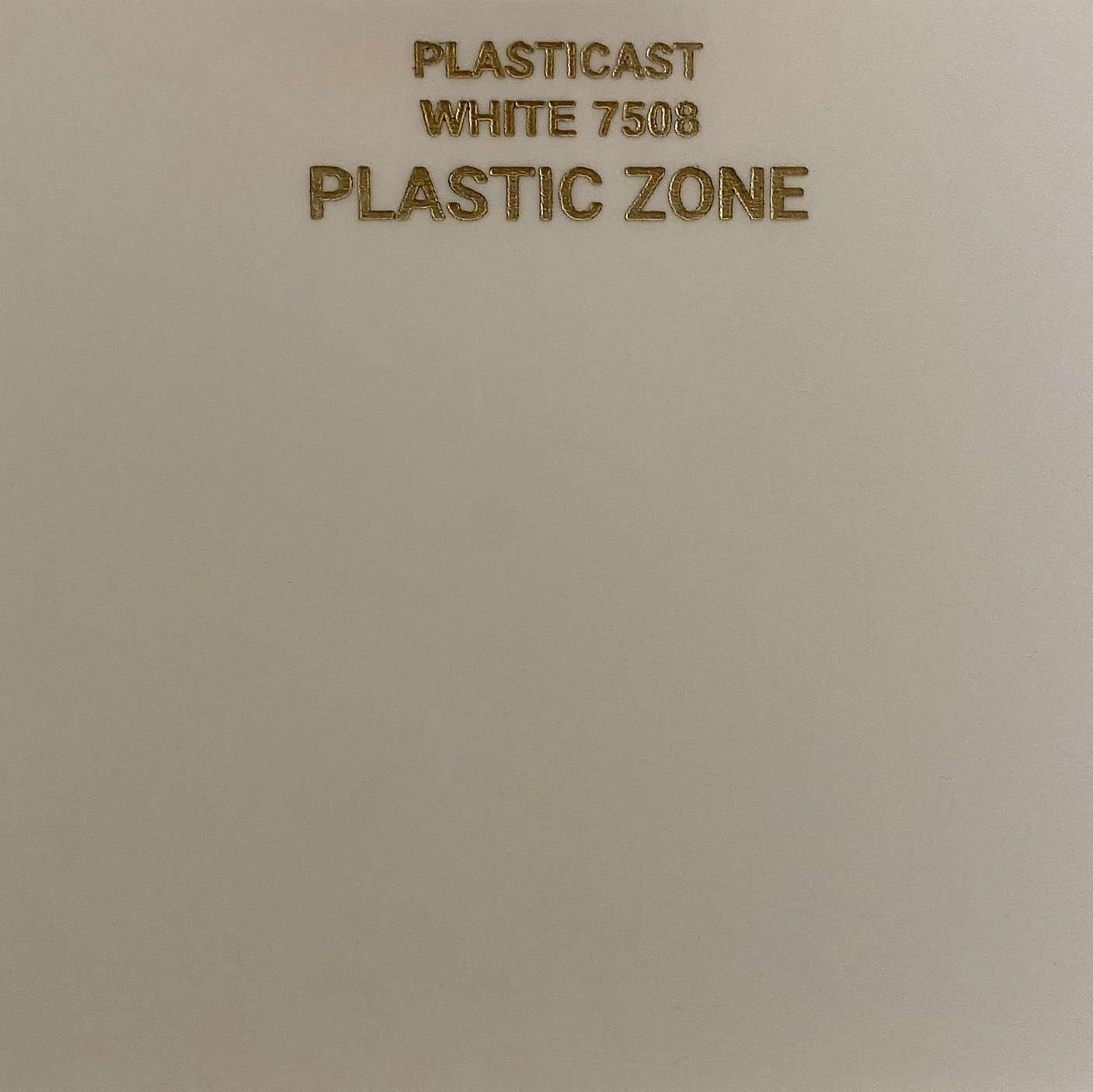 white 7508 color acrylic sheet