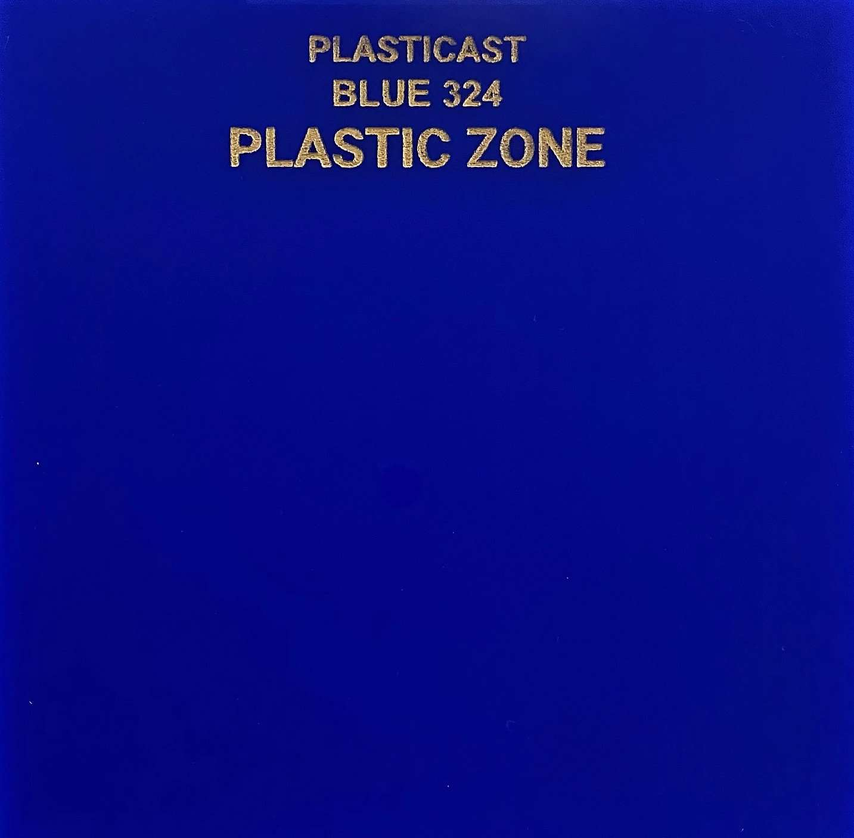 Blue acrylic sheet 324