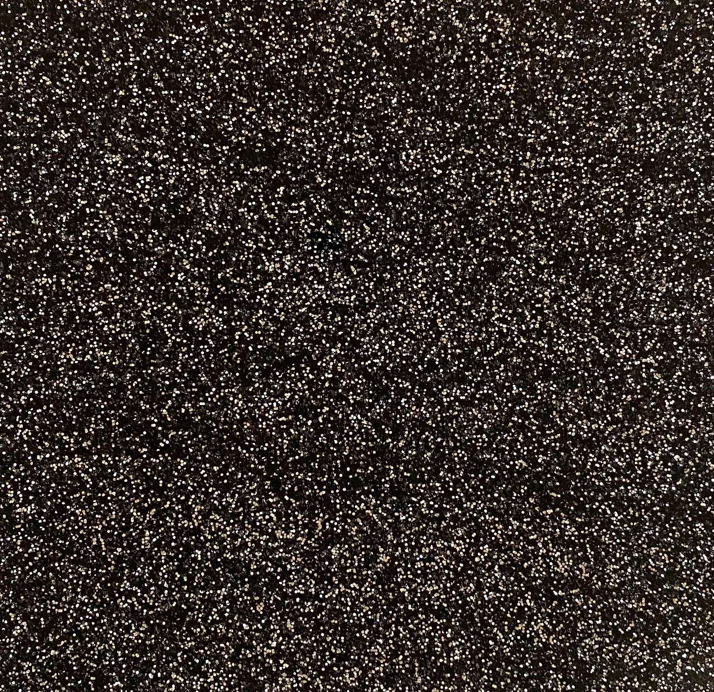 Glitter black acrylic sheet