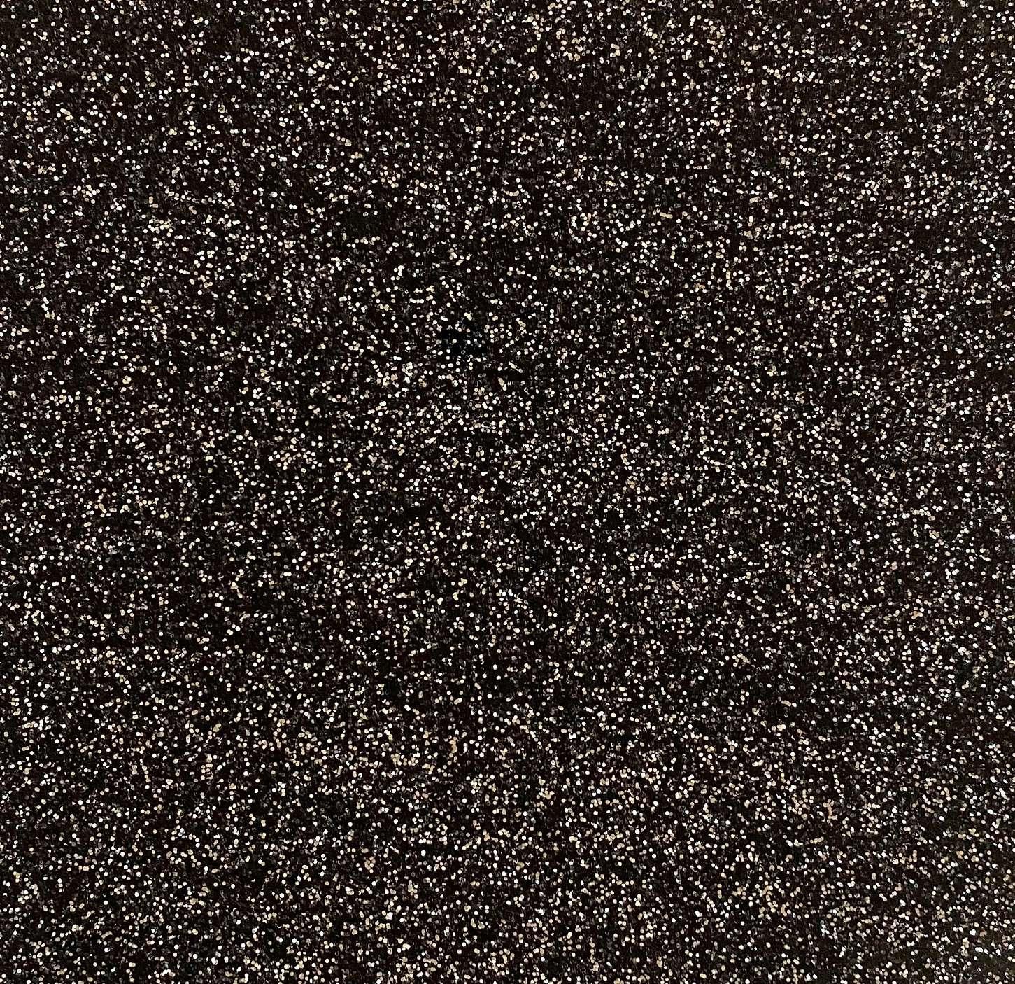Glitter black acrylic sheet
