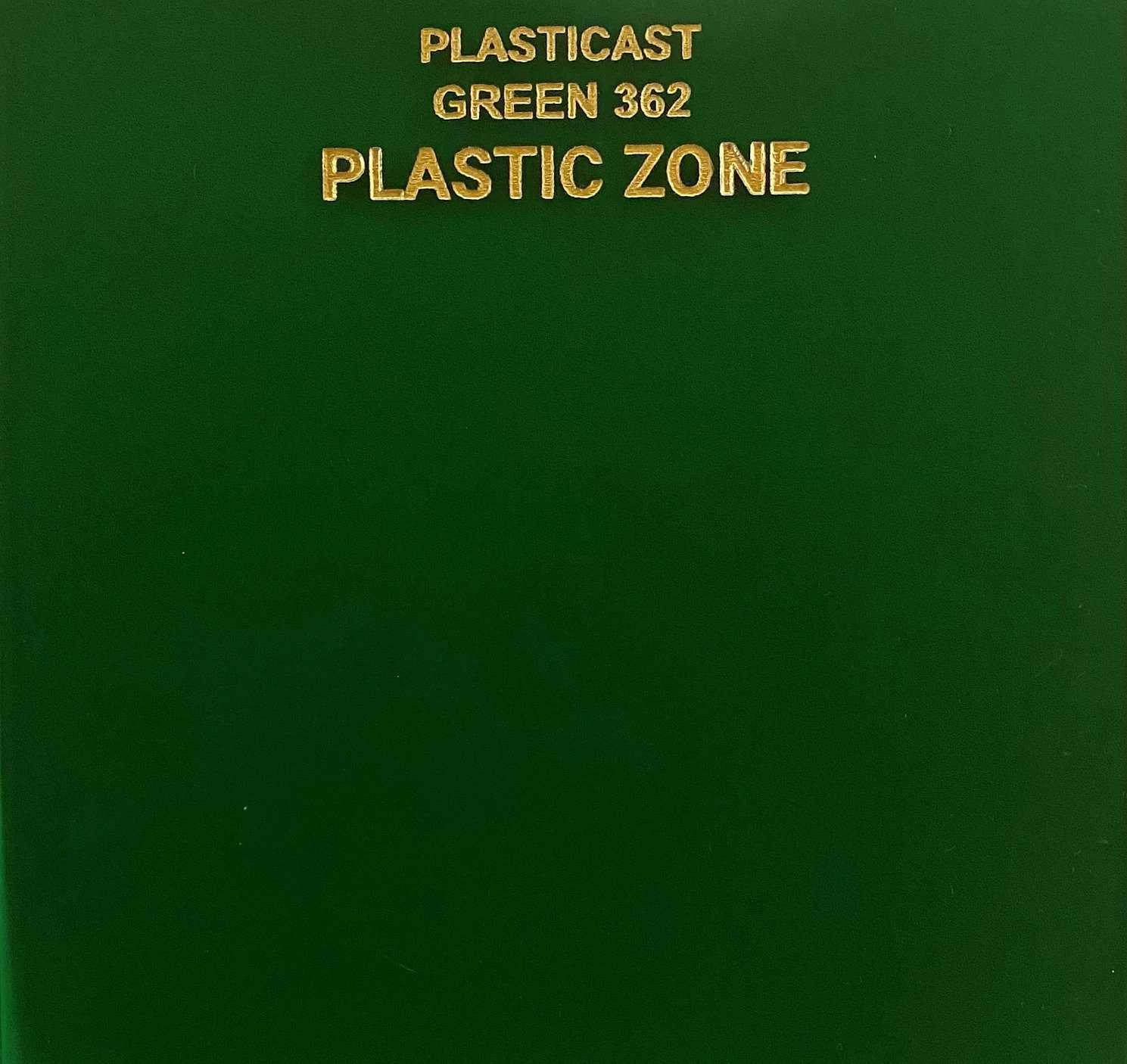 Green 362 acrylic sheet