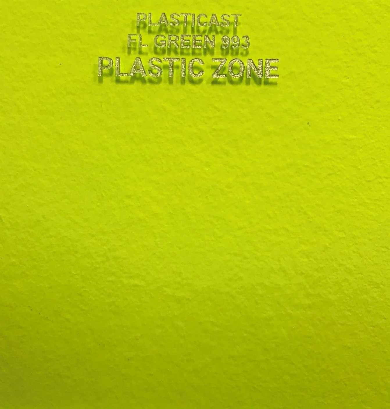 Green 993 acrylic sheet